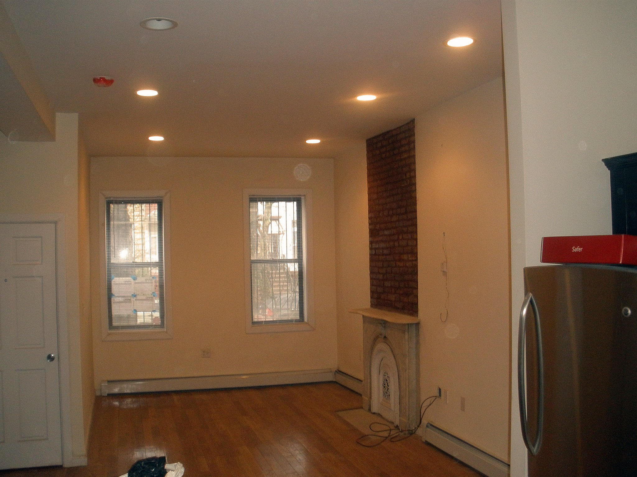 bedroom apartment for rent clinton hill crg3111
