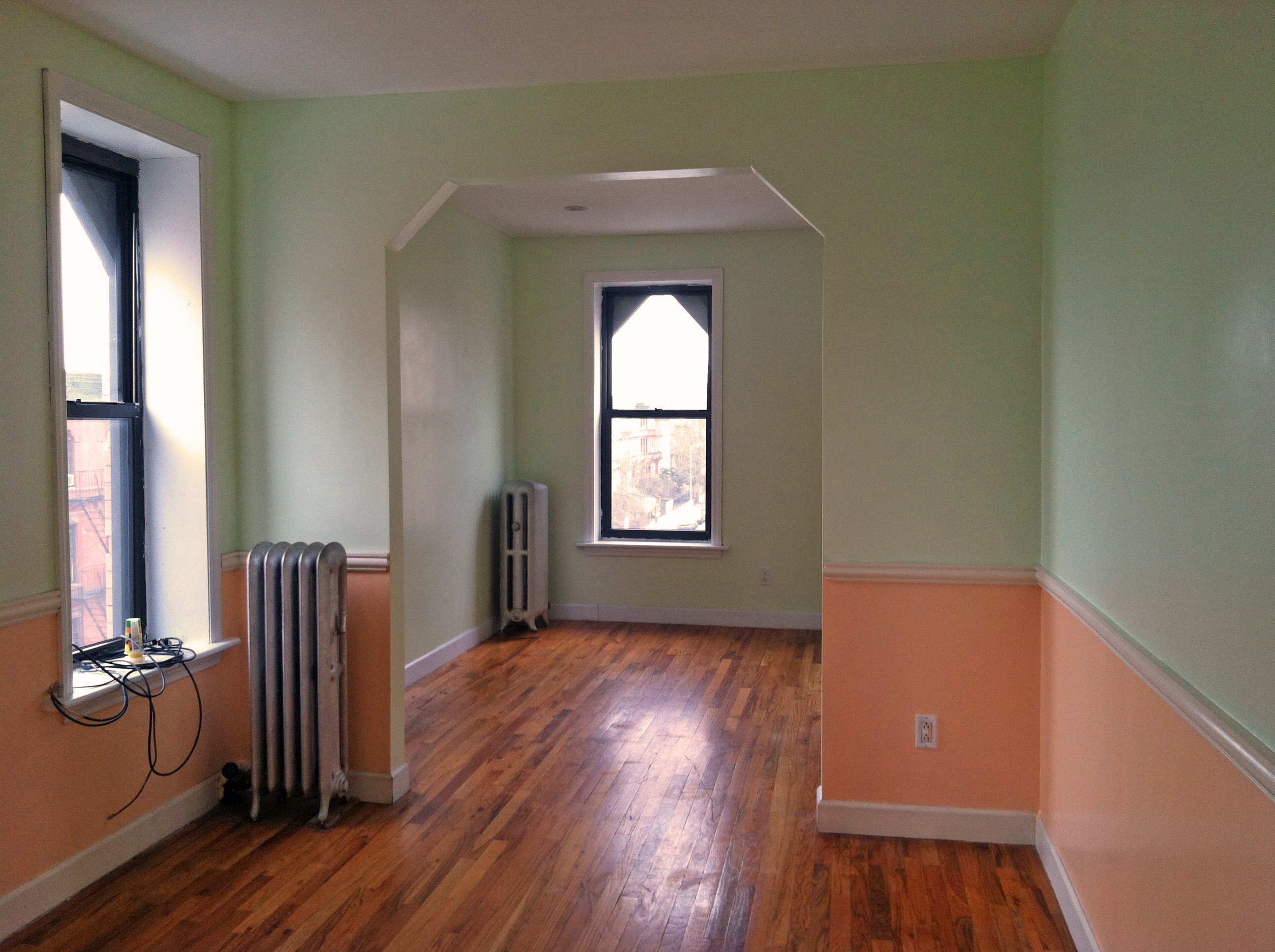 Crown heights 2 bedroom apartment for rent brooklyn crg3120 for Two bedroom apt in bed stuy area