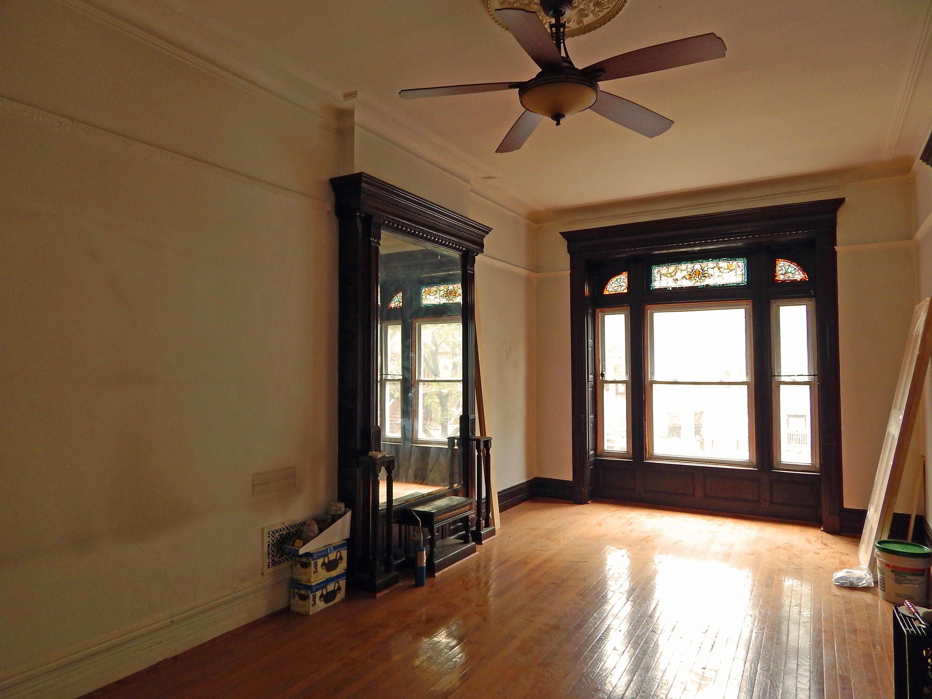 Bergen St 2BR Duplex Apt For Rent In Crown Heights Brooklyn CRG3125
