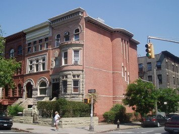landmark townhouse at 1265 dean st in crown heights at corley realty group crg1001