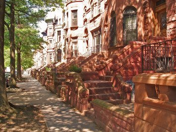 Brownstone Townhouse For Sale at Corley Realty Group