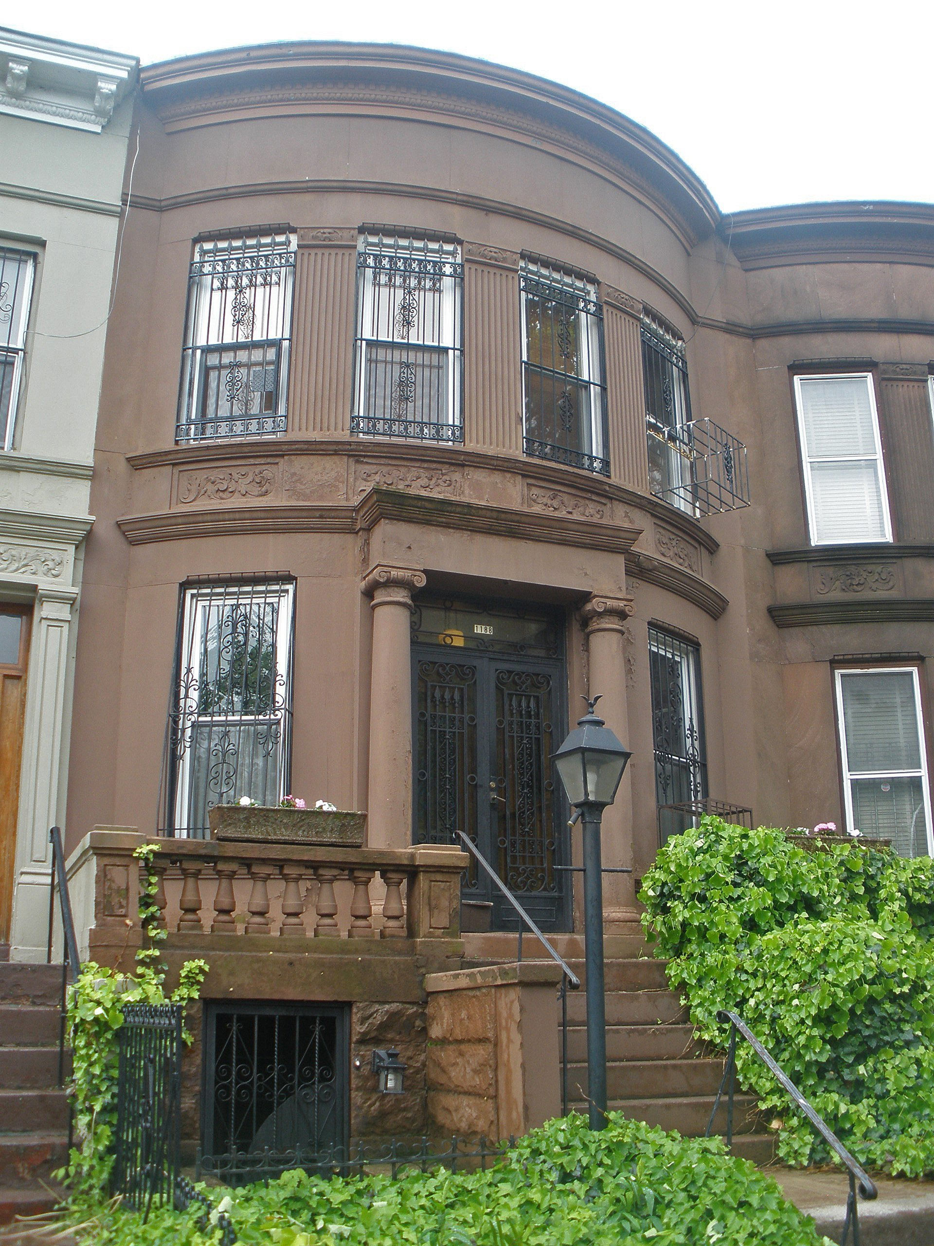 Crown Heights Single Family Brownstone For Sale Brooklyn