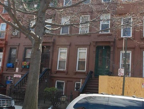Brownstone For Sale in Bedford Stuyvesant, Brooklyn