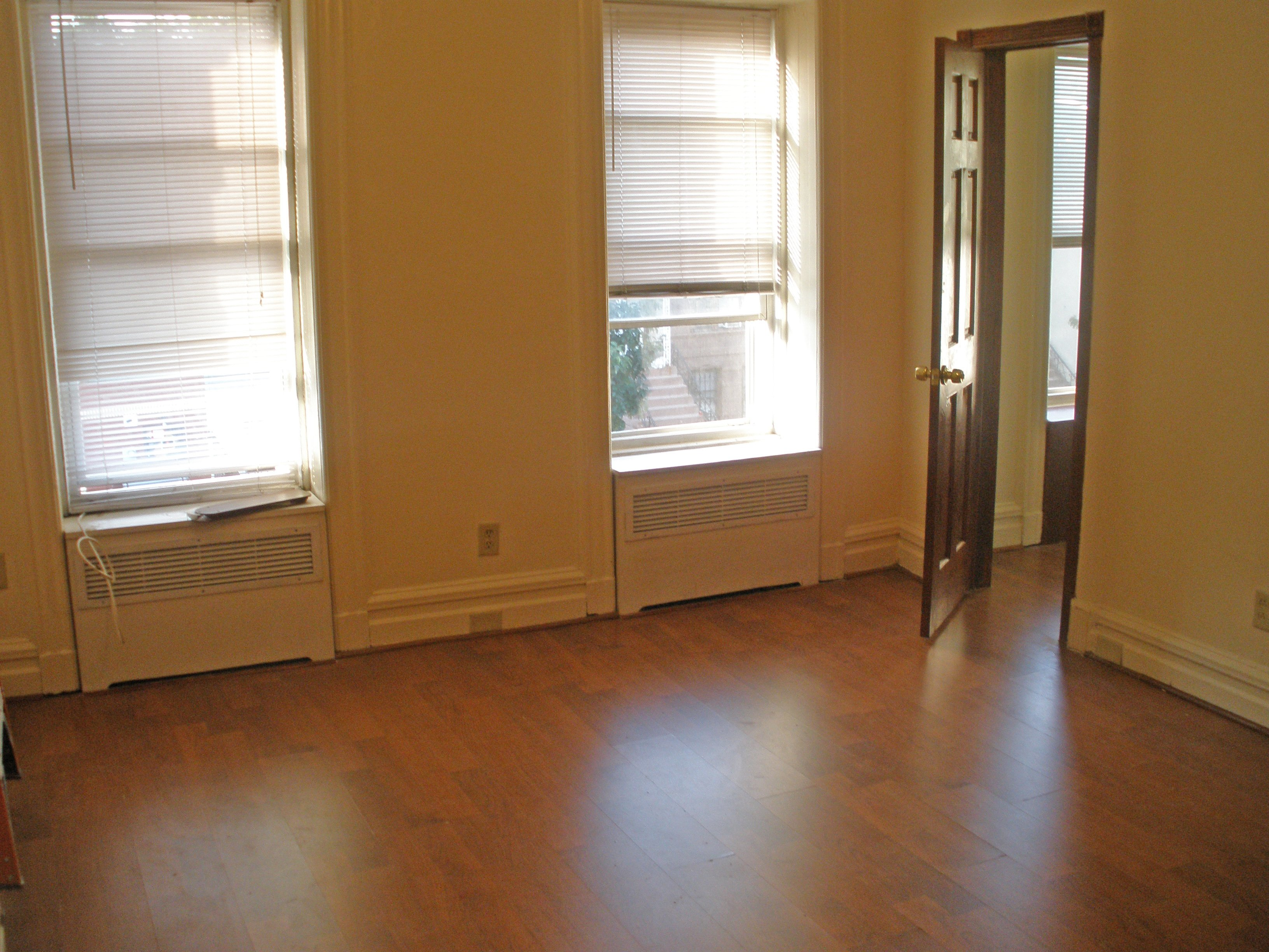 Bed Stuy  Bedroom Apartment For Rent Brooklyn CRG - Two bedroom apartments for rent