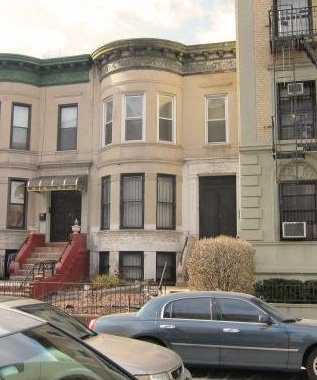 New Crown Heights Row House for Sale