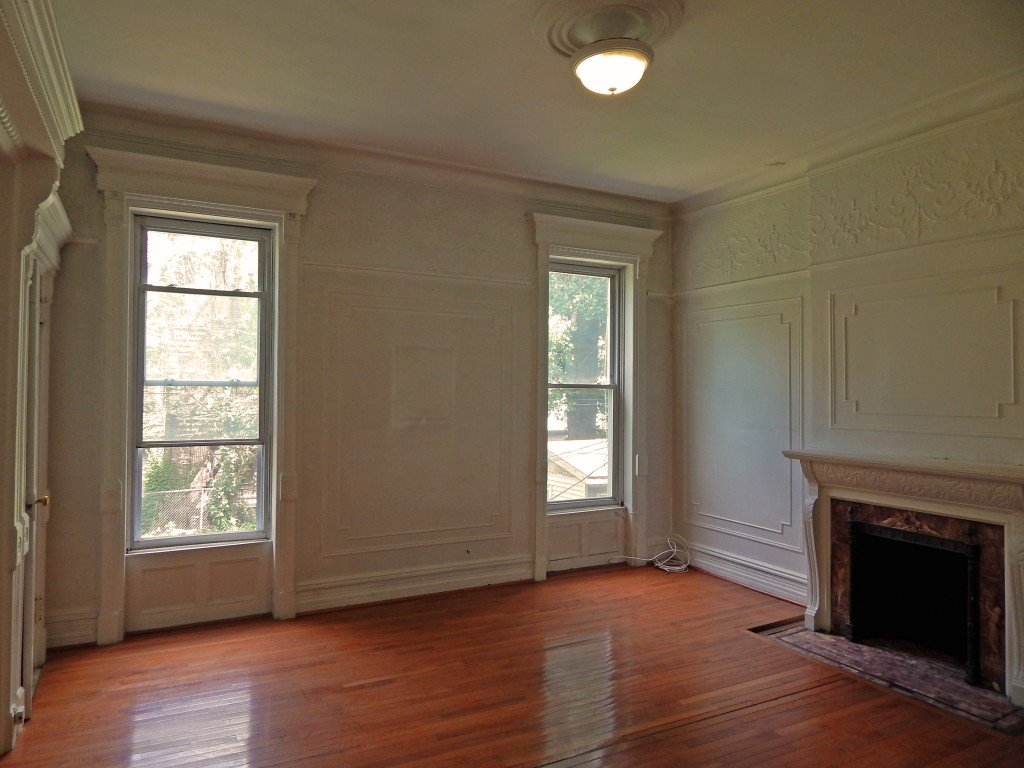 bergen st 2 bedroom duplex apt in crown heights at corley realty group crg3125