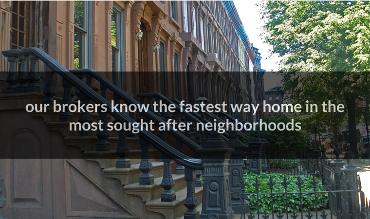 corley realty group knows the fastest way home in brooklyn and queens