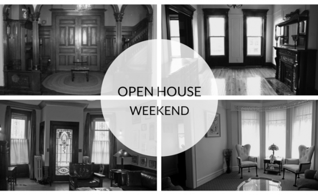 open house weekend at corley realty group