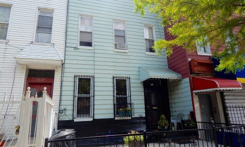 townhouse for sale on palmetto st in bushwick brooklyn crg1081