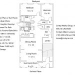 1st floor plan for sullivan place townhouse for sale crg1085