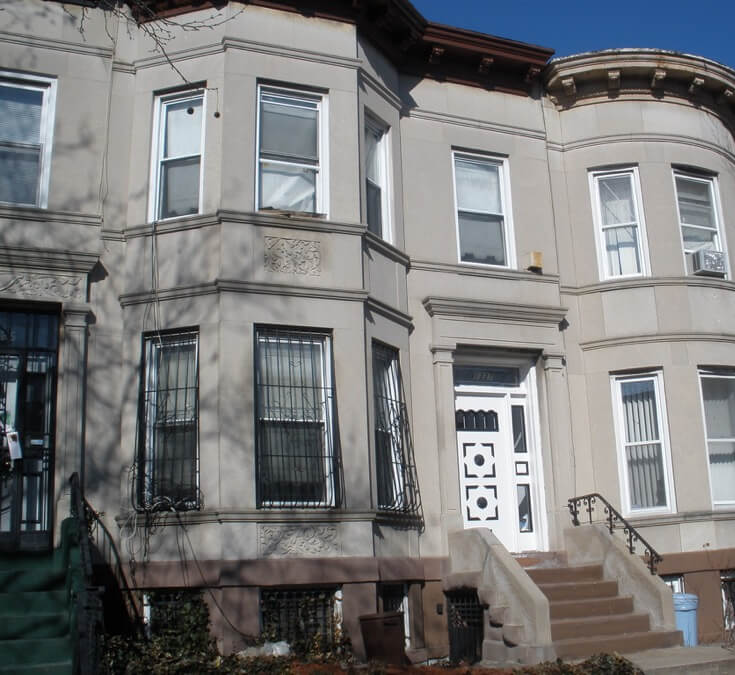 Union St Townhouse For Sale Crown Heights CRG1025