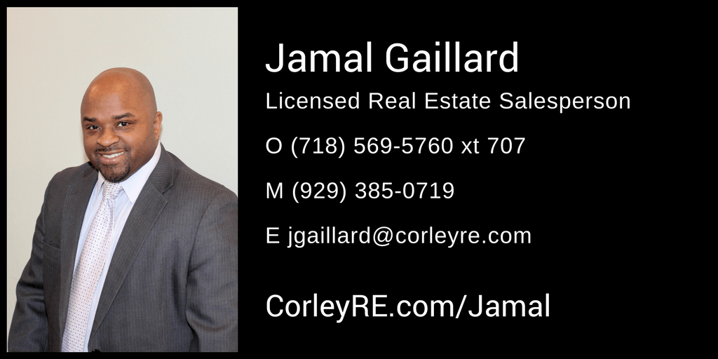 jamal gaillard, lic Real estate salesperson at corley realty group
