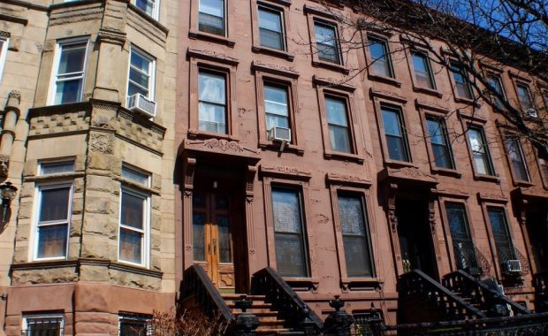 3 family bed stuy brownstone at 679 putnam ave at corley realty group crg1102