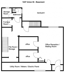 1247 union st crg1105 basement floor plan